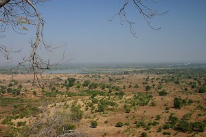 View near Thabwa
